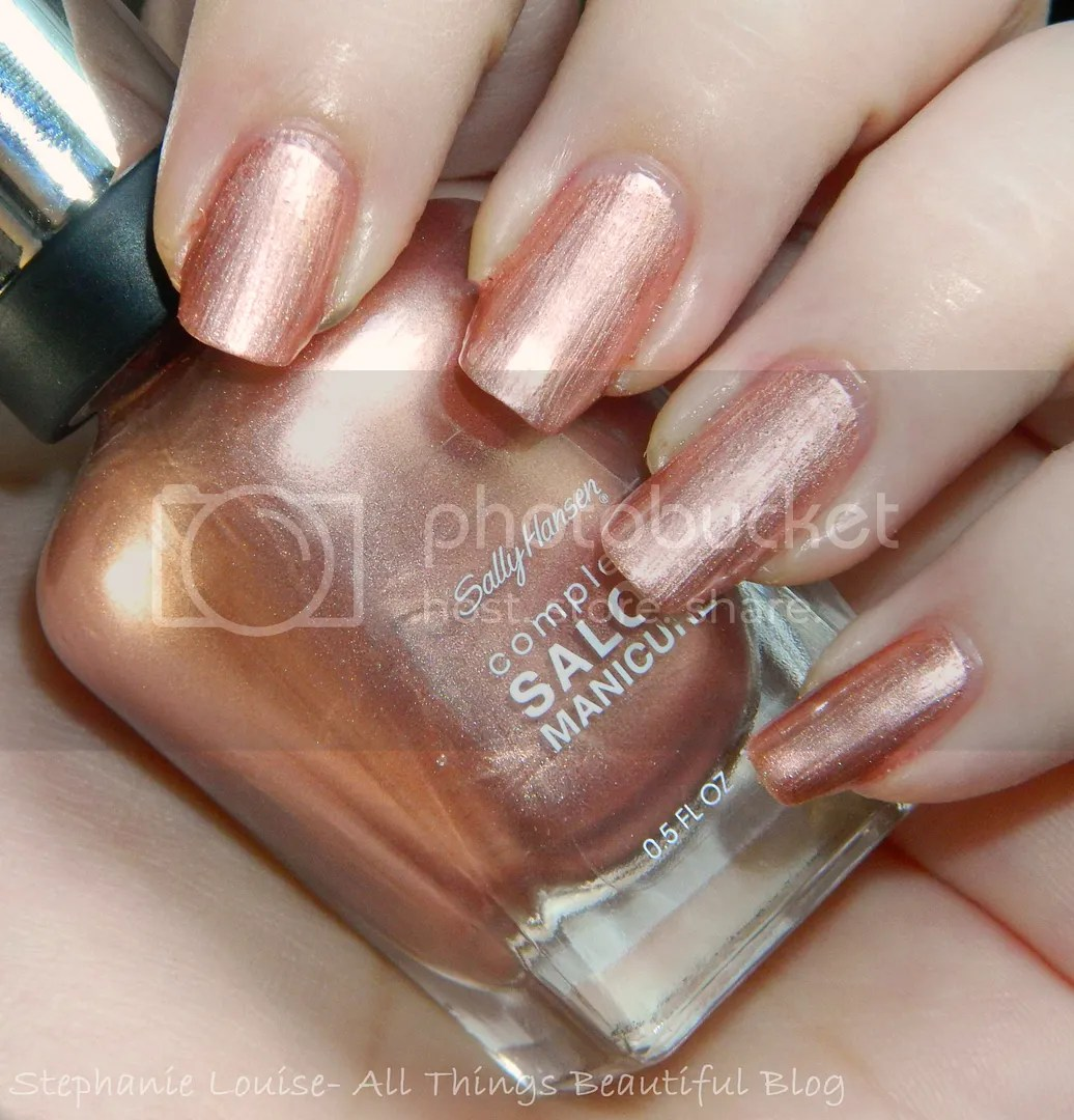 Sally Hansen Complete Salon Manicure Fall 2013 Nail ...