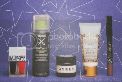Glossybox June 2014 Stars & Stripes Unboxing & Review
