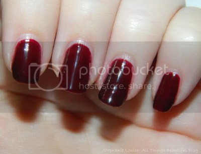 photo NailsIncVictoriaSwatchesNailPolishRed01_zps57f3f6e1.jpg