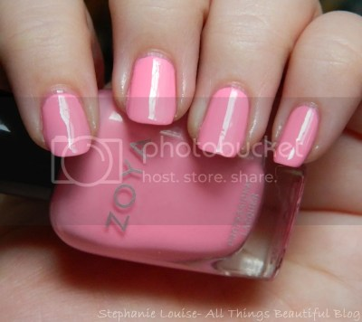 Zoya Bubbly Collection Summer 2014 Swatches & Review Kitridge via @stephlouiseatb