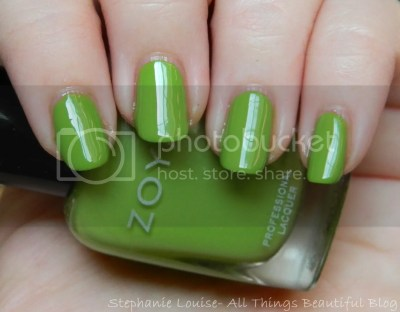 Zoya Bubbly Collection Summer 2014 Swatches & Review Tilda via @stephlouiseatb