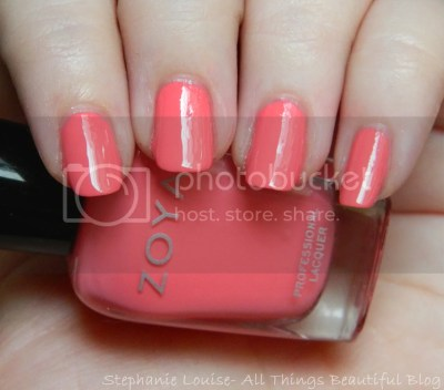 Zoya Bubbly Collection Summer 2014 Swatches & Review Wendy via @stephlouiseatb