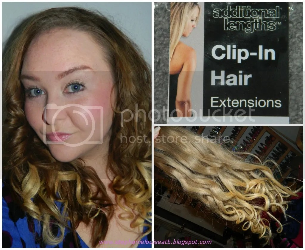Hair Additional Lengths Dip Dye Ombre Extensions Review