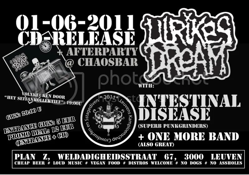 ulrikes dream cd-release party v1.0
