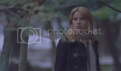 "Scarlett paseando por Kioto. ""Lost in Translation"" (Sofia Coppola, 2003)"