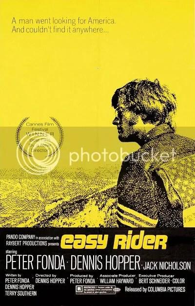 """""""Easy Rider (Buscando mi destino)"""" (1969)"""