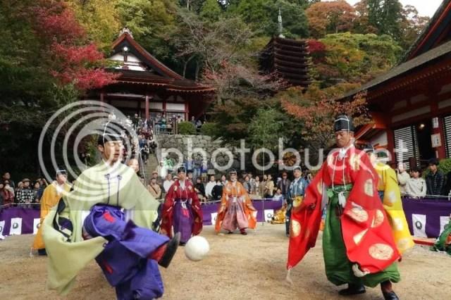 Kemari Matsuri de primavera @ Santuario Tanzan | Sakurai-shi | Nara-ken | Japón