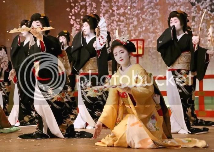 Kitano Odori @ Teatro Kamishichiken Kaburenjō  | Kyoto | Kyoto Prefecture | Japón