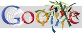 Google Doodle del Tanabata en 2010