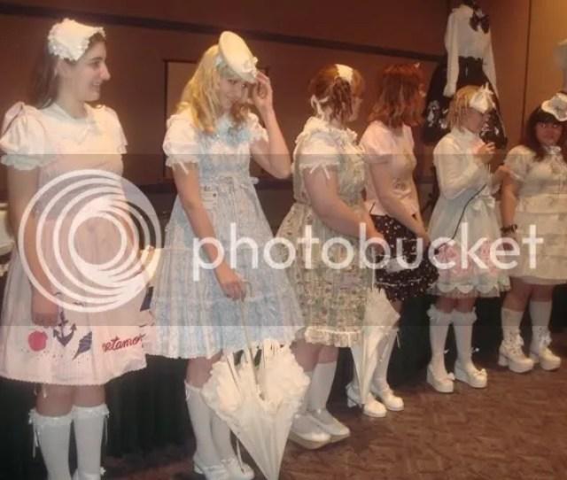 Sakuracon Lolita Panel Pictures Egl Livejournal