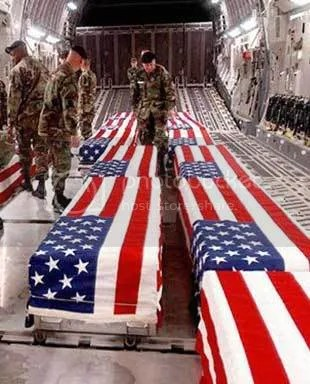 Military casket Pictures, Images and Photos