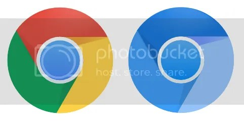 Chrome Chromium Material Design Icons