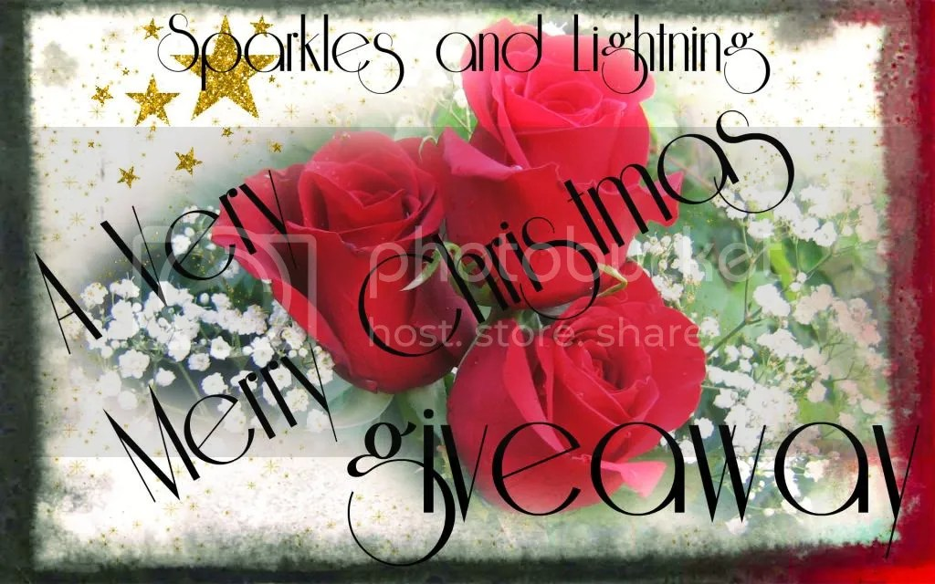 Sparkles and Lightning: A Very Merry Christmas Giveaway!