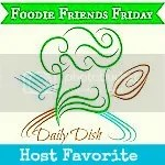 foodie friday party host favorite