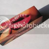Review: 3 Concept lipstick