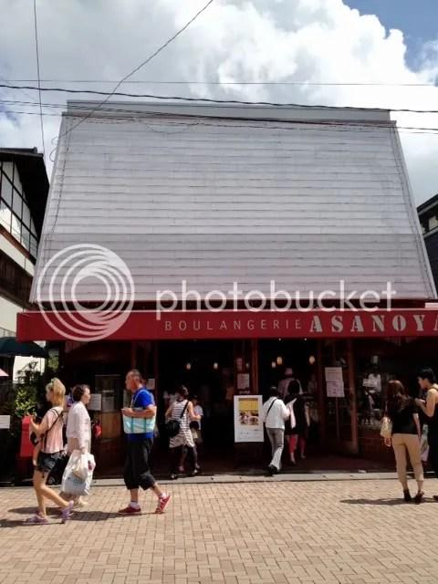 Asanoya Bakery Karuizawa