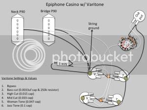 Custom Varitone Switch | My Les Paul Forum