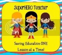 The SuperHERO Teacher's Adventures and Advice!