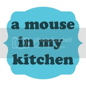 A Mouse In My Kitchen