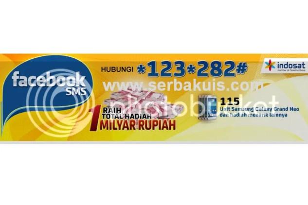 Promo Facebook 1M Berhadiah Total 1 Miliar Rupiah