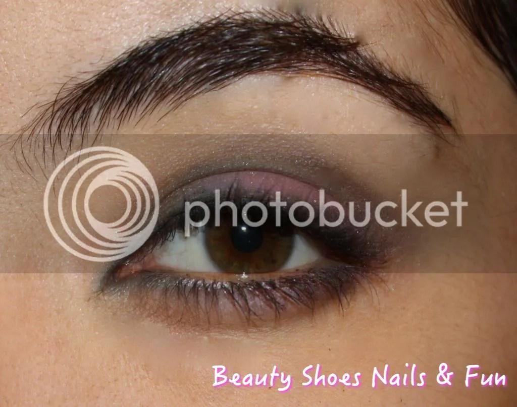 Beauty Shoes Nail & Fun Eyeshadow Review of Printcess