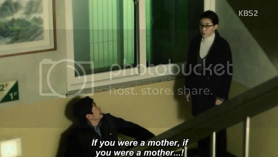 Healer ep 14 Ahjumma flashback to death of son