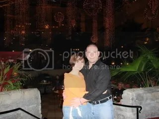 Rach and Dan at Opryland