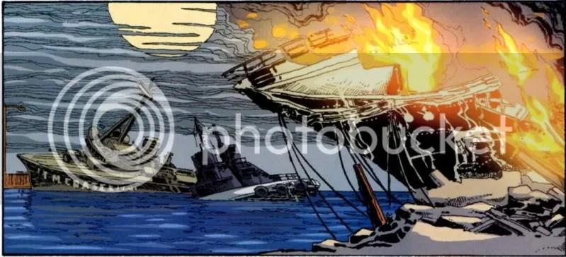 Illustration from End War: Pt 2 of 3