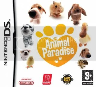 Animal paradise for the Nintendo DS