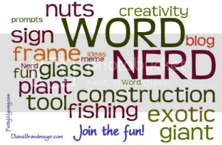 Word Nerd blog hop at Patterings.