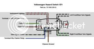 TheSamba :: ThingType 181  View topic  Emergency Hazard Lights Question
