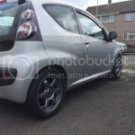 Citroen C1 Peugeot 107 108 Toyota Aygo Owners Club Discount Code For Citybugstore C1oc View Topic New Stance