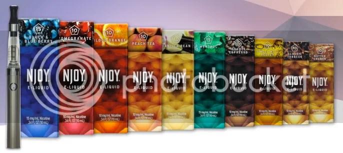 NJOY E-Cigarettes