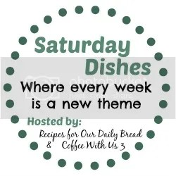 Saturday Dishes at Coffee With Us 3