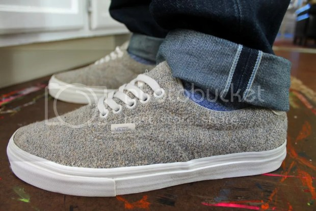 tmrsn - Vans Vault X Kvadrat X Norse Projects - Era 59 LX - Hazey Gray