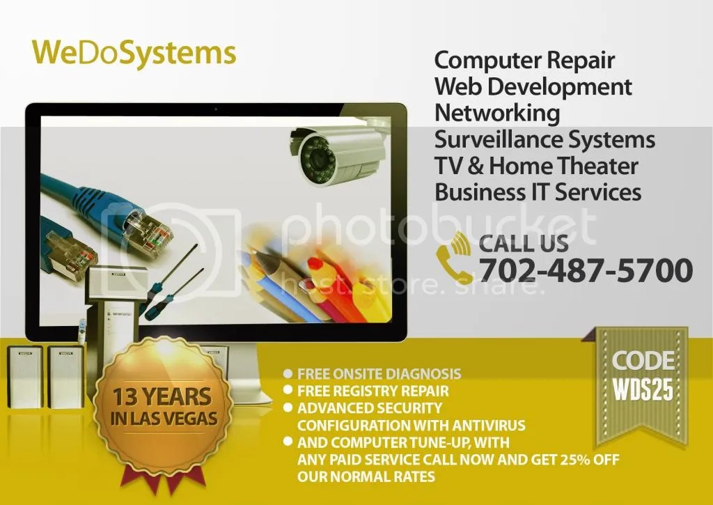 best Las Vegas Computer Repair and Web