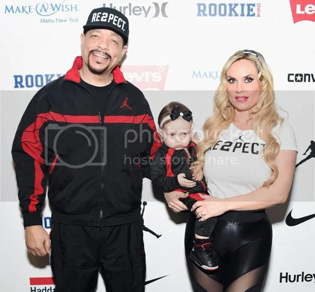 Ice T And Coco's Baby Chanel Hits The Runway At NYFW