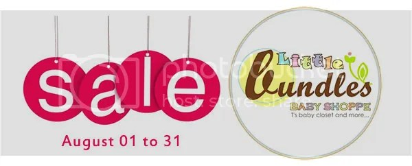 All Things Fun and Nice at Little Bundles Baby Shoppe (T's Baby Closet and More) + Giveaway