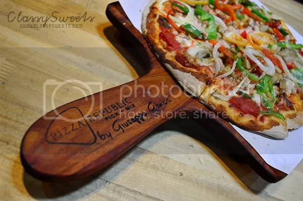 Pizza Republic Pick + Mix By Giuseppe Genco In Bacolod