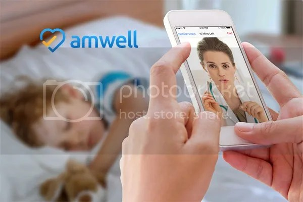 The Easy Convenience of American Well (Amwell)
