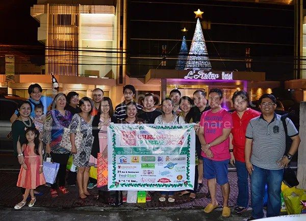 Negrense Blogging Society, Inc. (NBSI) Christmas Party 2014