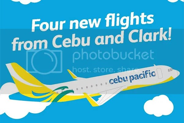 Cebu Pacific Air Launches New Routes For May 2017