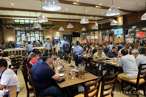 Gerry's Restaurant And Bar Is Now In Bacolod