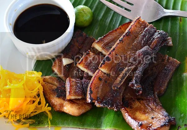 Pork Liempo - Delicious Native Dishes at L'Fisher Chalet Restaurant