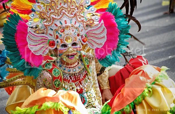 Join ETC's Paintensity 2015 At The Masskara Festival