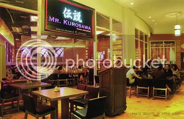 Foreign Delights: Mr. Kurosawa