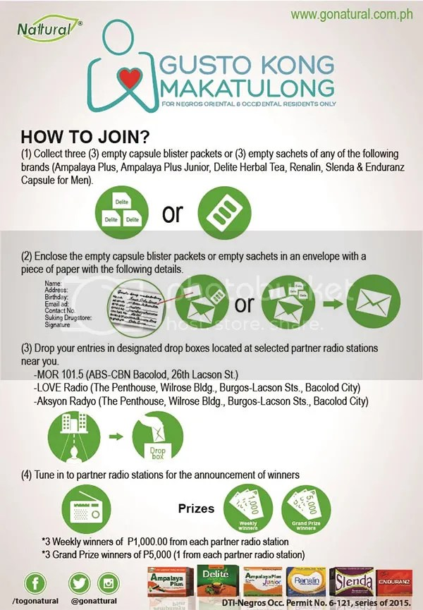 Nattural Quality Corporation's (NQC) Way Of Helping Filipino Families