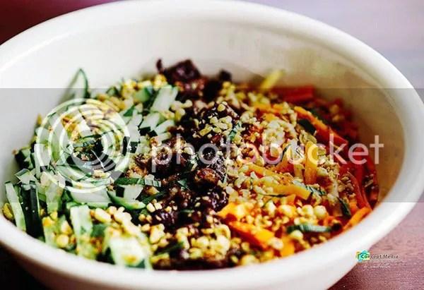 Bun Thit Nuong - Enjoy Sumptuous Food At Rau Ram (Saigon) Vietnamese Cafe In Bacolod City