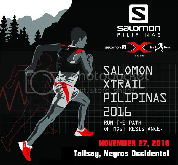 The Salomon X-Trail Pilipinas 2016 (Bacolod Leg)