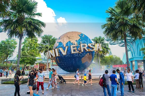 Universal Studios Singapore: A Holiday Like No Other